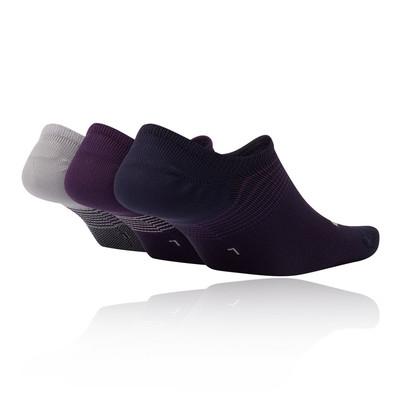 Nike Everyday Plus Lightweight Women's Training Socks (3 Pack) - FA19