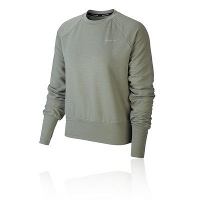 Nike para mujer Long-Sleeve camiseta de running - FA19