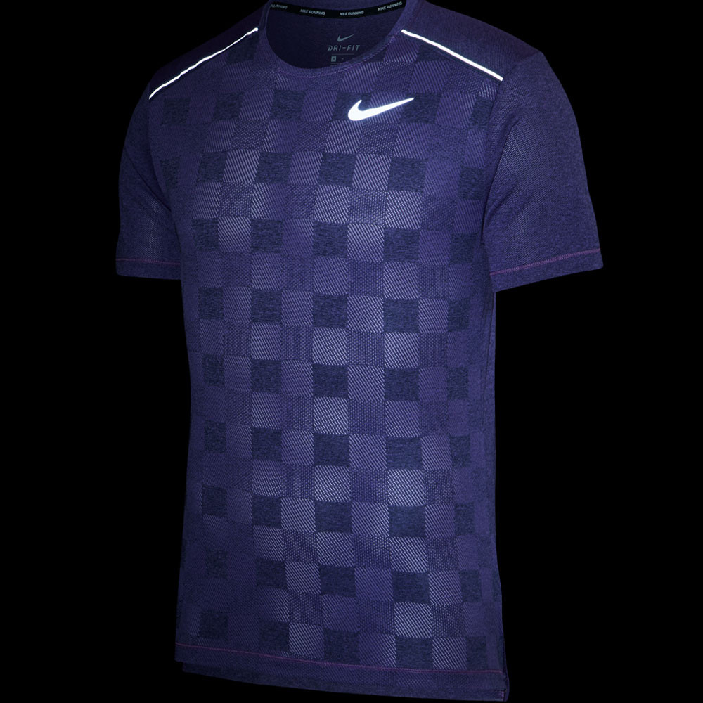 Nike Dri FIT Miler Knit Running T Shirt FA19