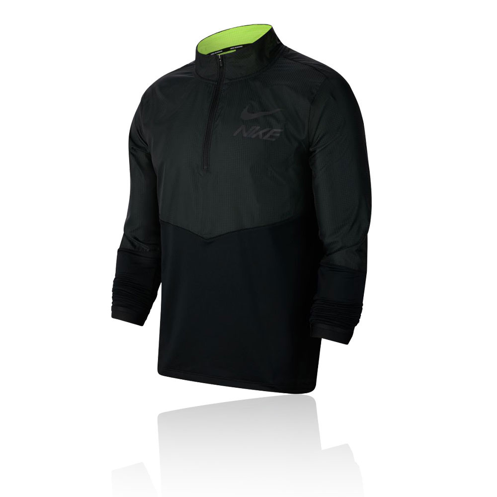 Nike Element Half Zip Running Top FA19