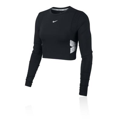 Nike Pro AeroAdapt para mujer Top - FA19