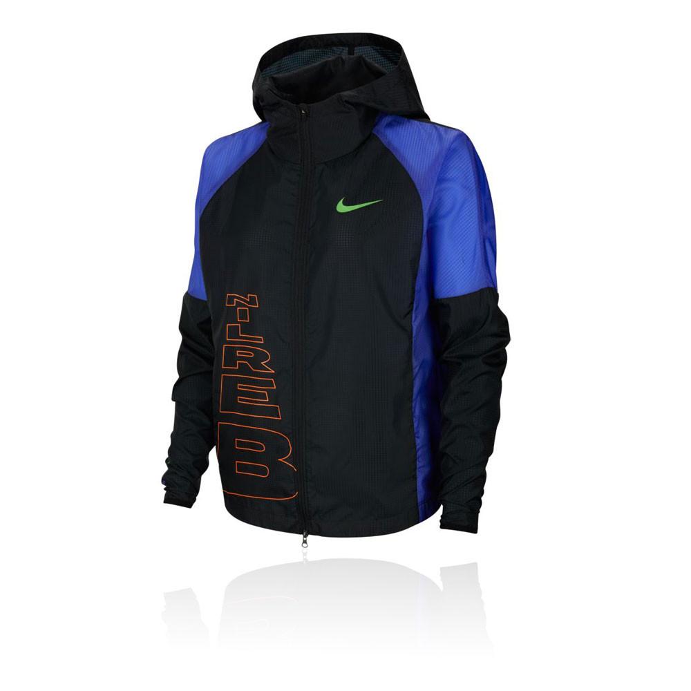 catch sale online brand new Nike Berlin Hooded femmes veste running - HO19