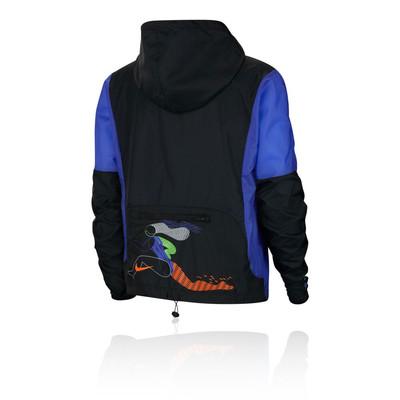 Nike Berlin Hooded Women's Running Jacket - HO19