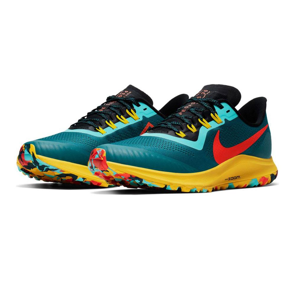 Nike Air Zoom Pegasus 36 trail zapatillas de running FA19