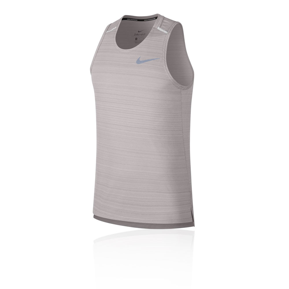 Nike Dri-FIT Miler running chaleco - HO19