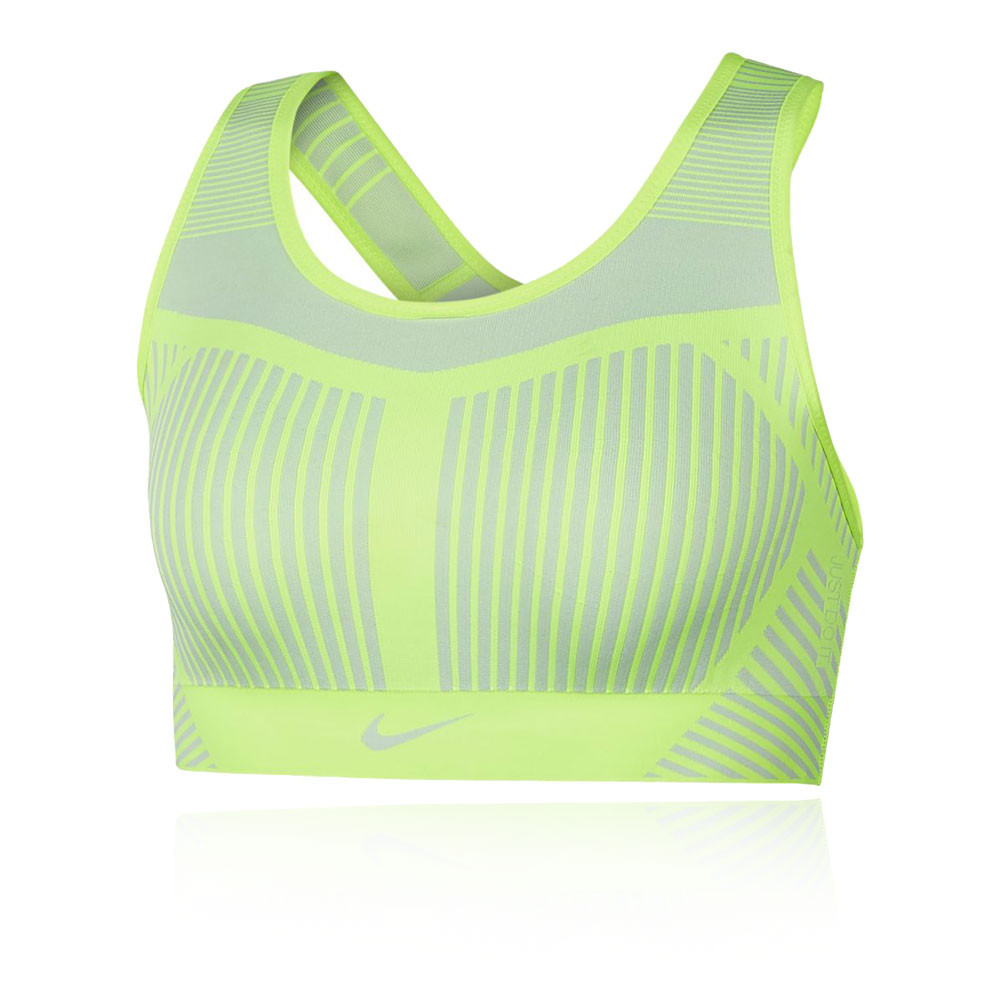 Nike FE/NOM Flyknit Women's High Support Sports Bra - FA19