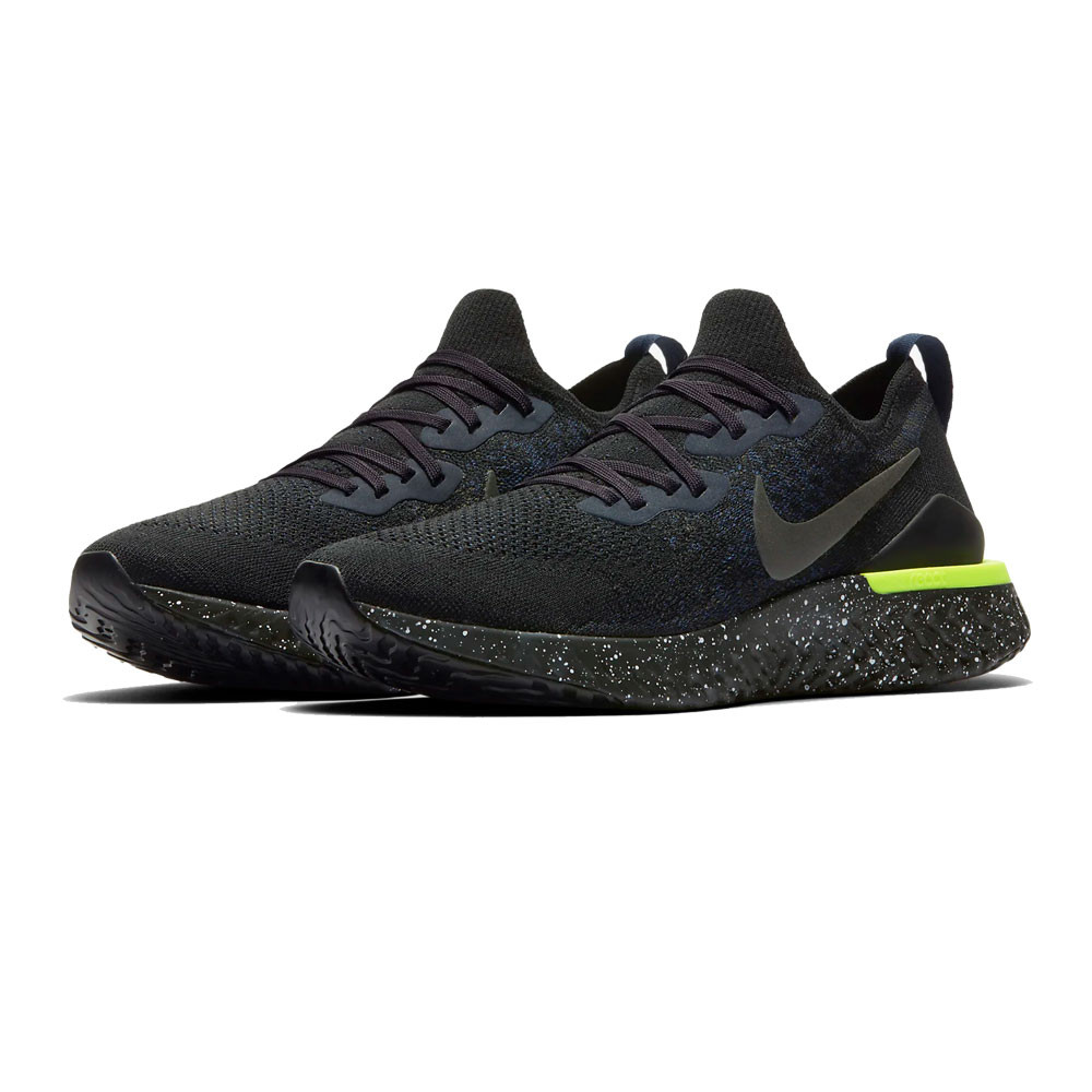 Epic React Flyknit Trail Running Shoes