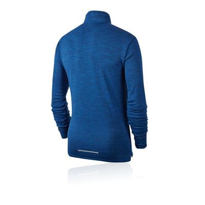 Nike Therma Sphere Element 3.0 media cremallera camiseta de running - HO19