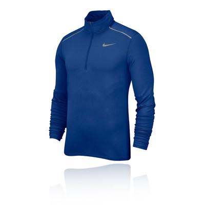Nike Element 3.0 media cremallera camiseta de running - HO19