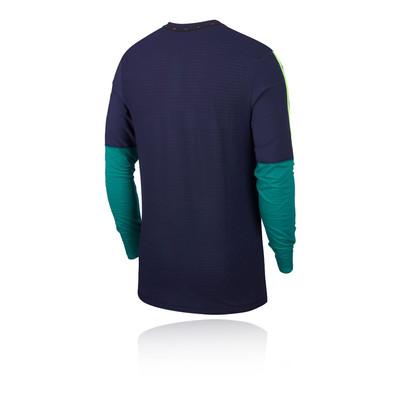 Nike Long-Sleeve camiseta de running - HO19