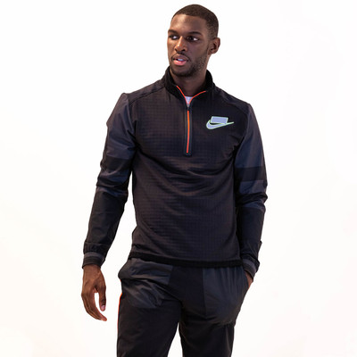 Nike  Long-Sleeve Running Top - HO19