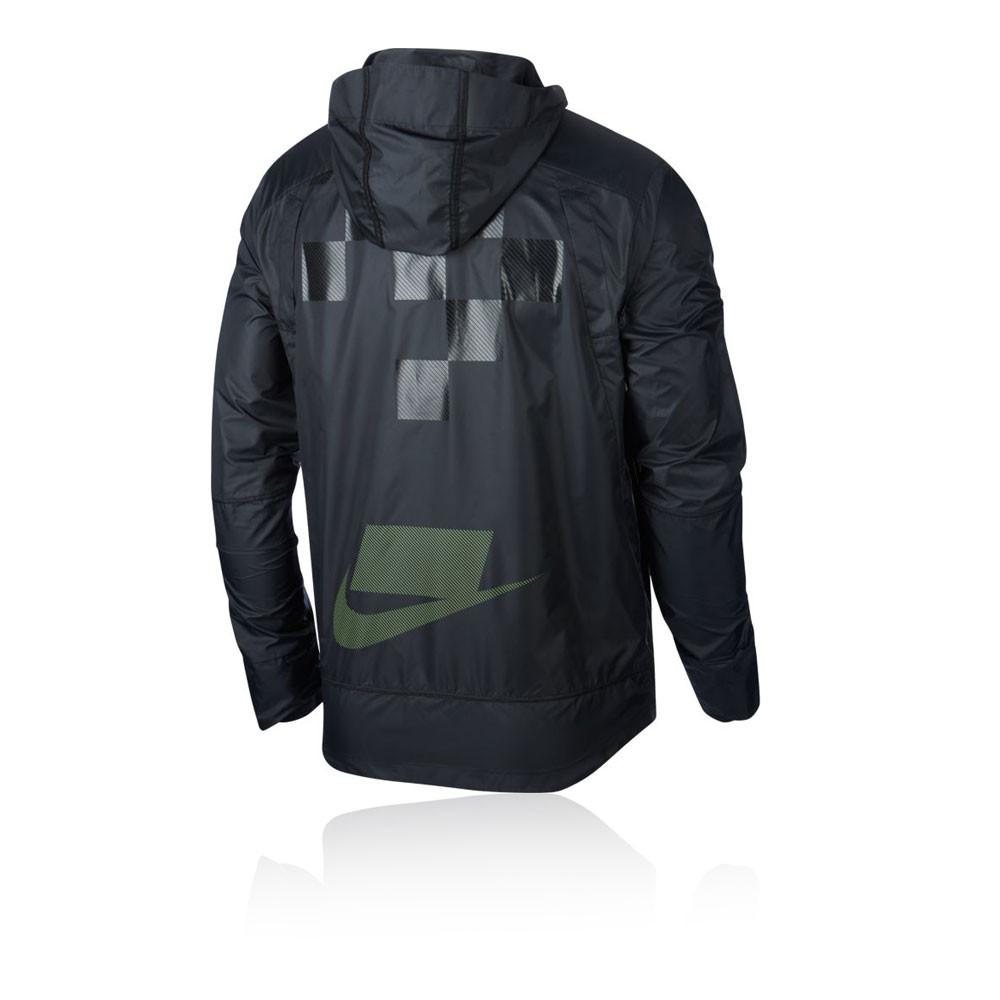 Adidas Rain Jacket Nike Running Shorts Windproof Flash