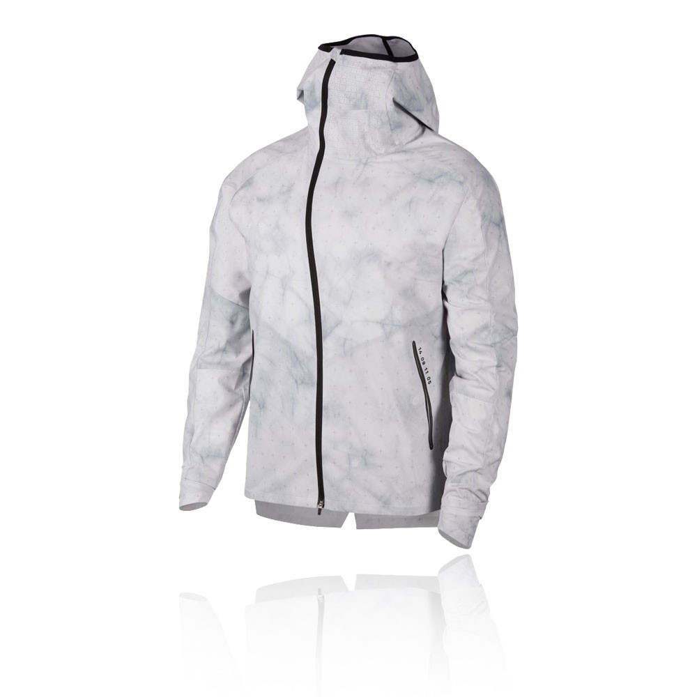 Nike Shield Tech Pack Running Jacket - HO19