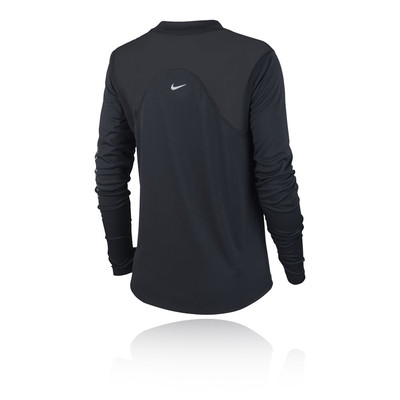 Nike Miler para mujer Long-Sleeve camiseta de running - HO19