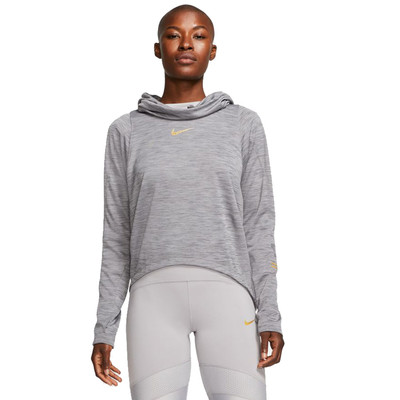 Nike Long-Sleeve femmes t-shirt running - HO19