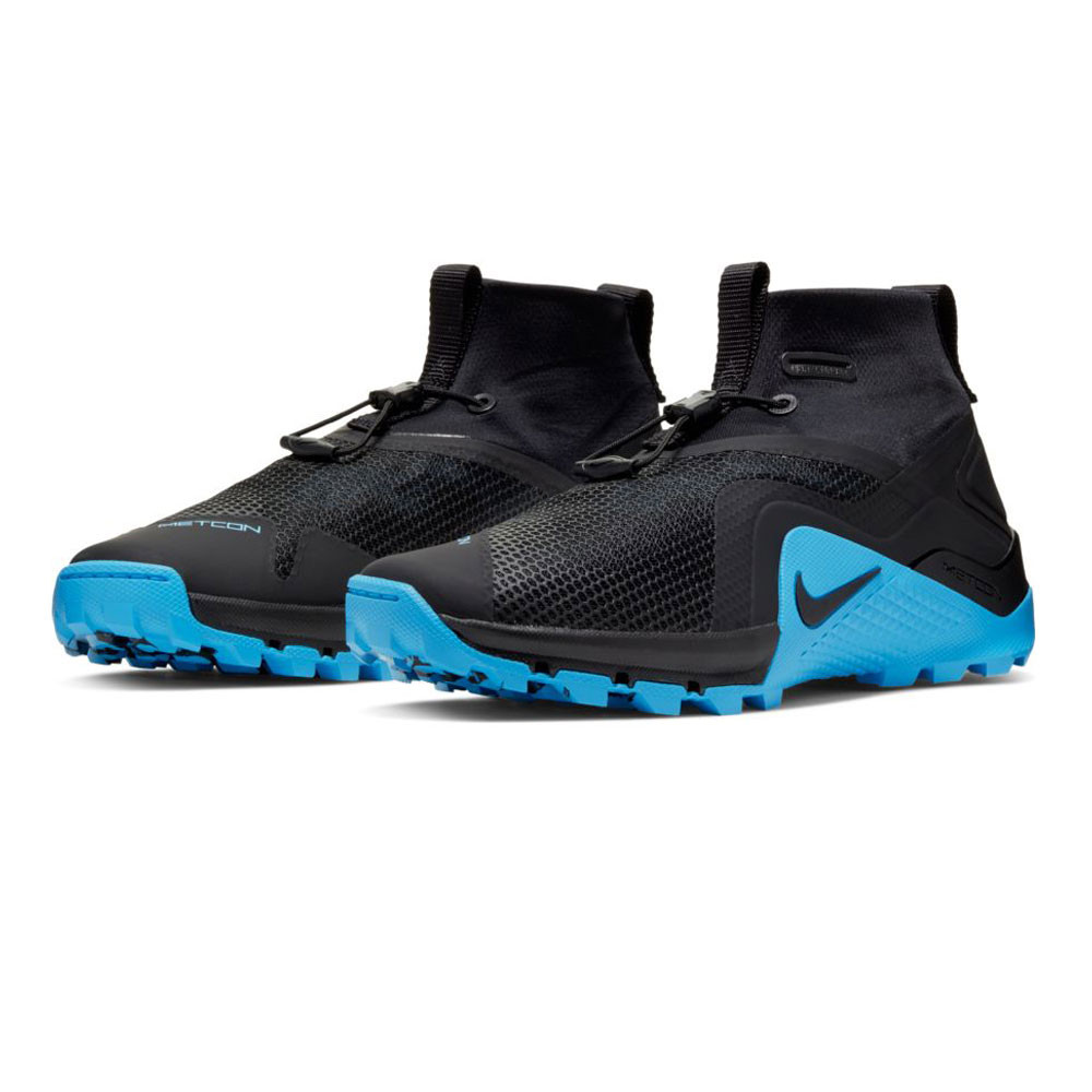 nike blue training shoes