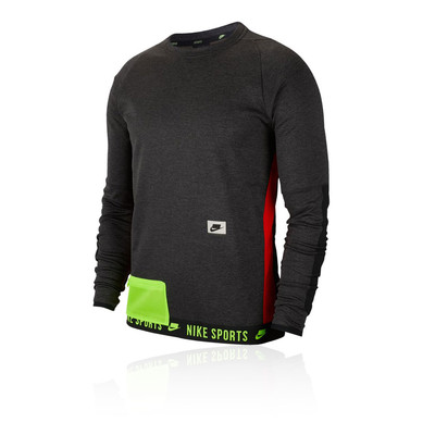 Nike Dri-FIT Therma Long-Sleeve Training Top - HO19