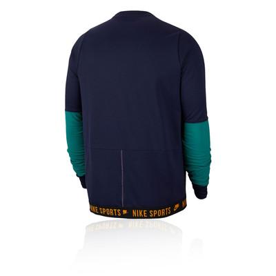 Nike Dri-FIT Therma Long-Sleeve Training Top - HO19