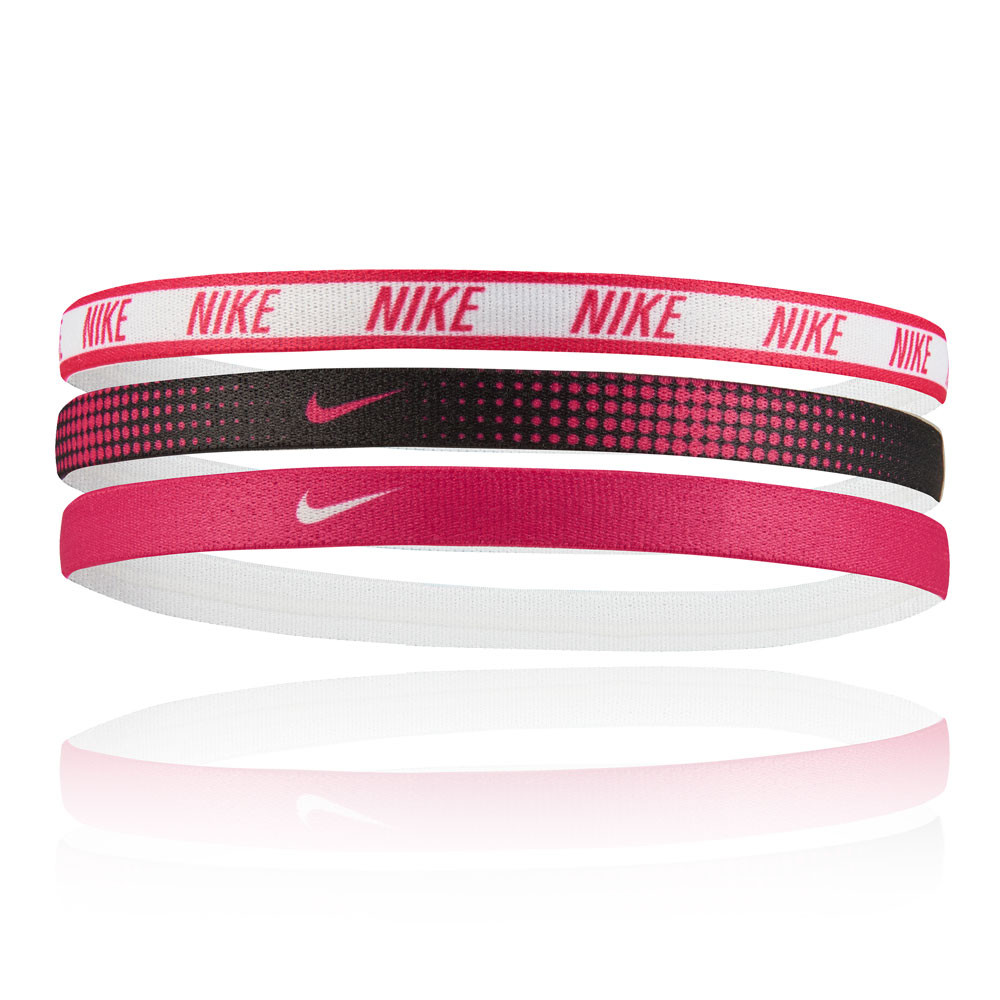 Nike Printed Headbands Assorted 3pk - SP20
