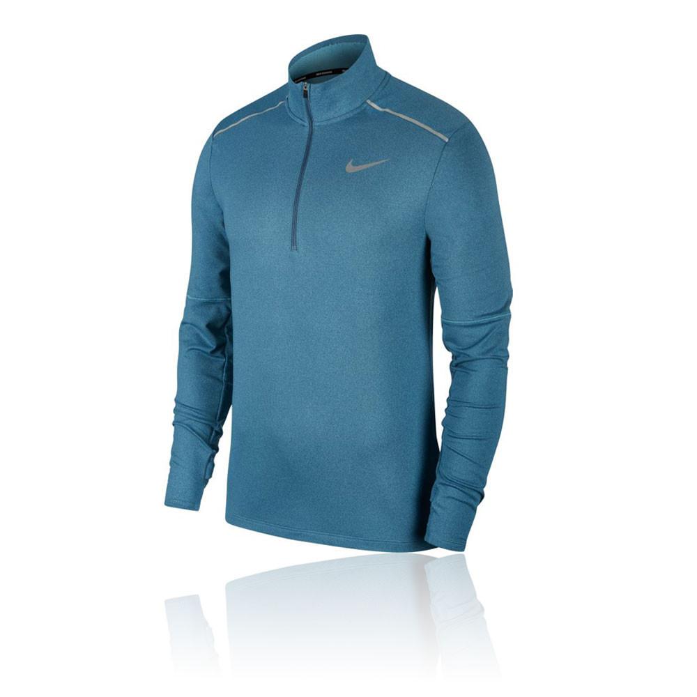 Nike Element 3.0 media cremallera camiseta de running - SP20