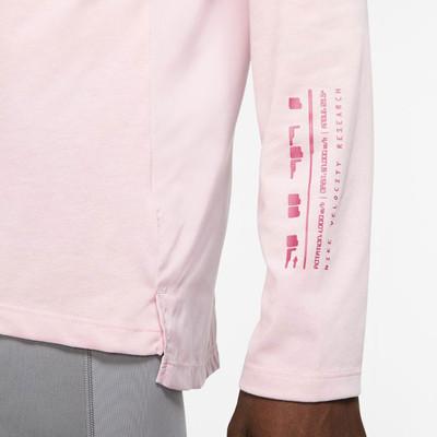 Nike Rise 365 de manga larga camiseta de running - SP20