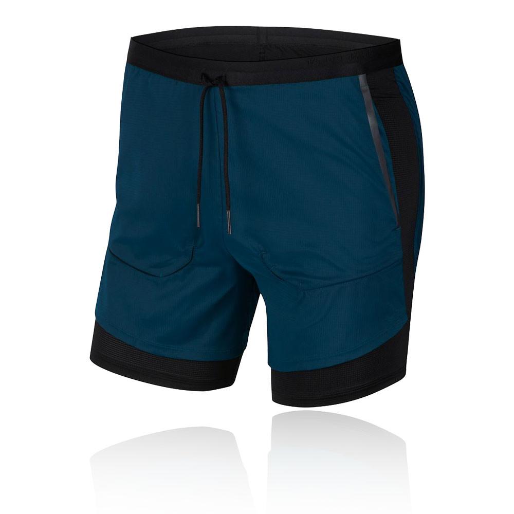 nike shorts 2 in one