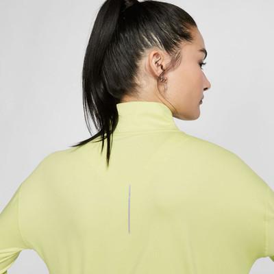 Nike Element para mujer media cremallera camiseta de running - SP20