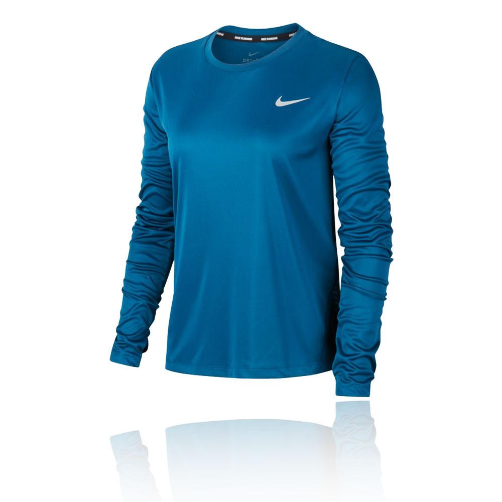 Nike Miler manches longues femmes t shirt running SP20