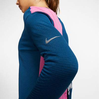 Nike Therma Sphere Icon Clash para mujer camiseta de running - SP20