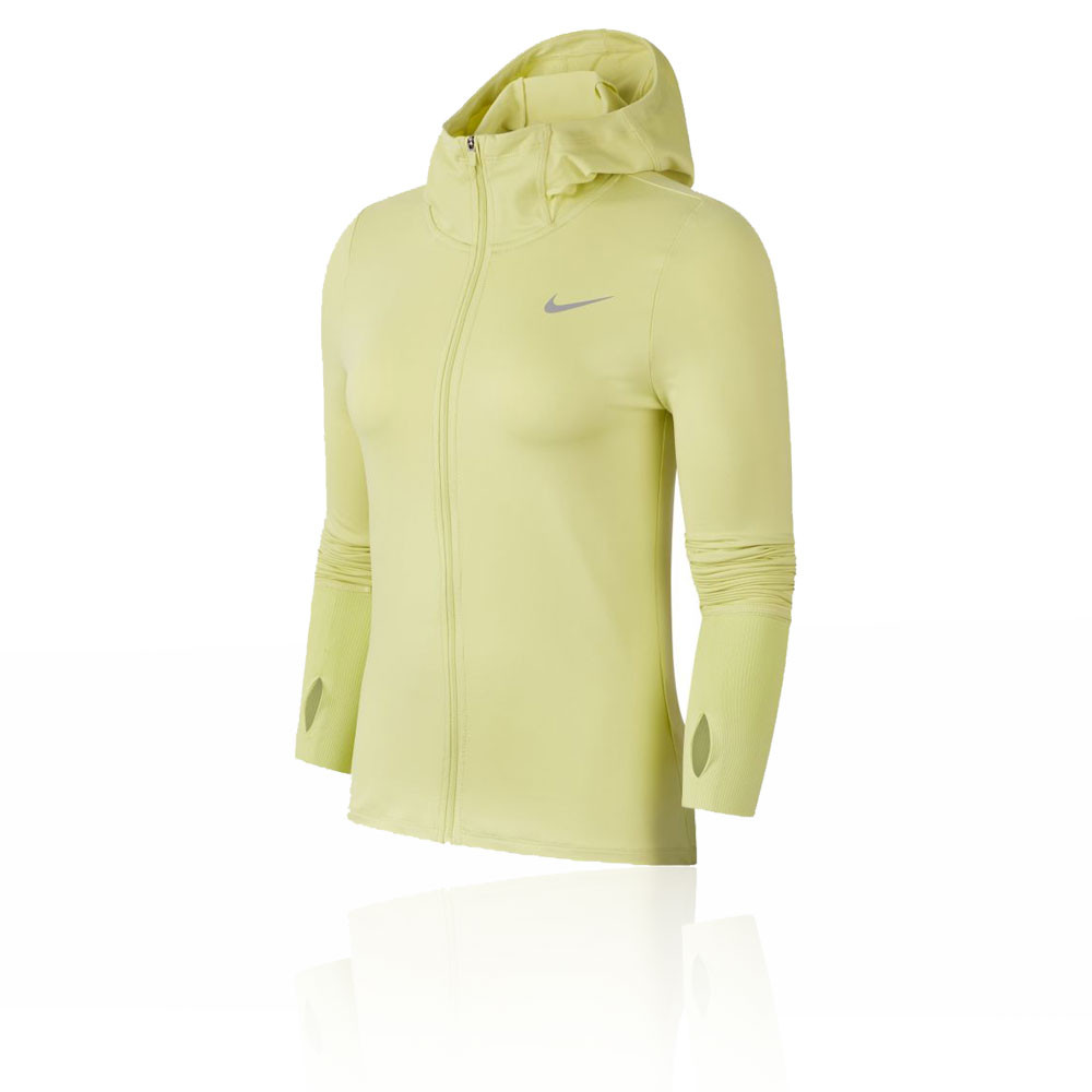 nike hoodie with thumb holes womens