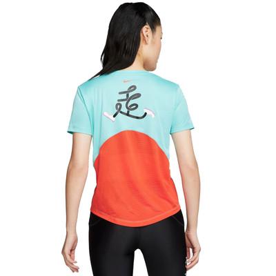 Nike Miler Tokyo para mujer camiseta de running - SP20