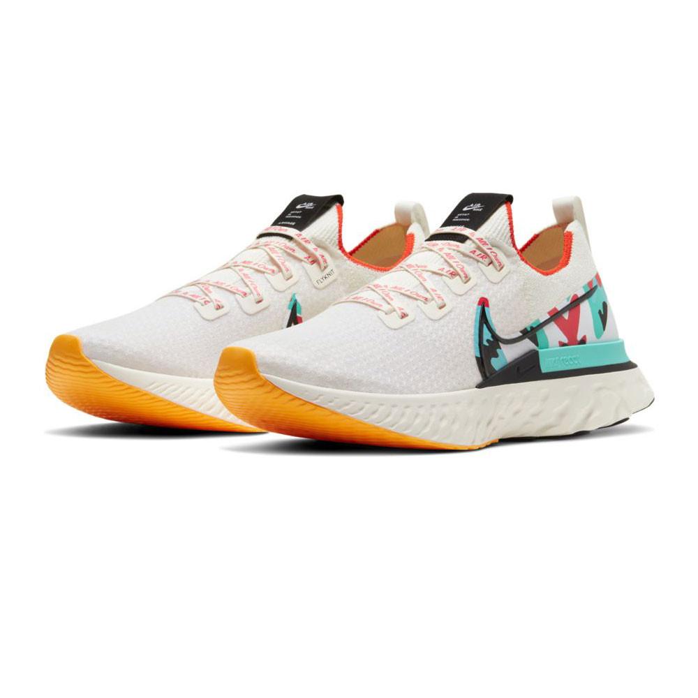 React Infinity Running Shoes White