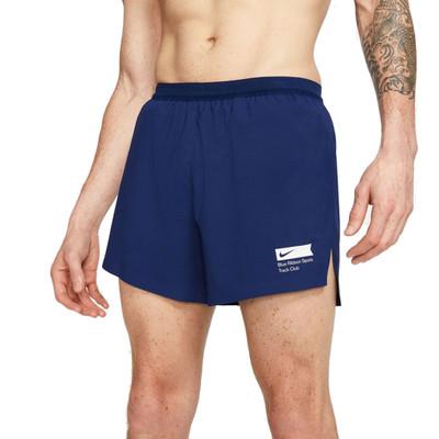 Nike AeroSwift Blue Ribbon Sports 4.5 Inch Running Shorts - SU20