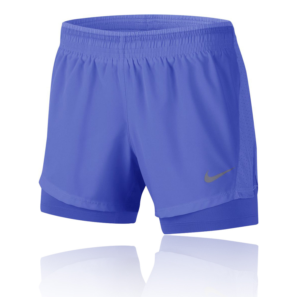 Nike Women's 2-In-1 Running Shorts - SU20