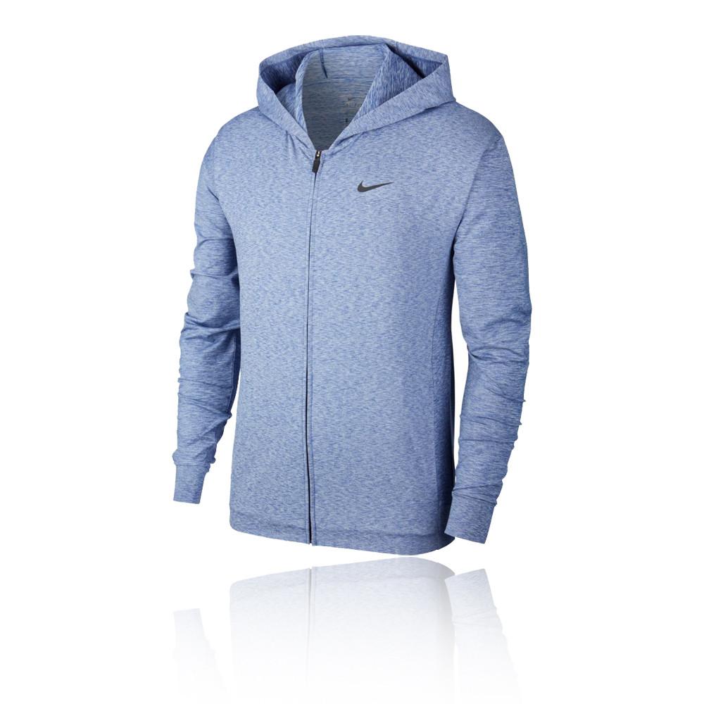 Nike Yoga Dri-FIT Full-Zip Hoodie - SU20