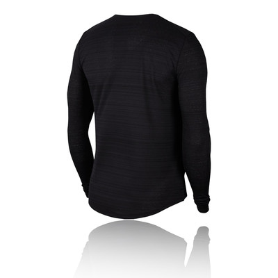 Nike Dri-FIT Miler Long-Sleeve Running Top - SP21