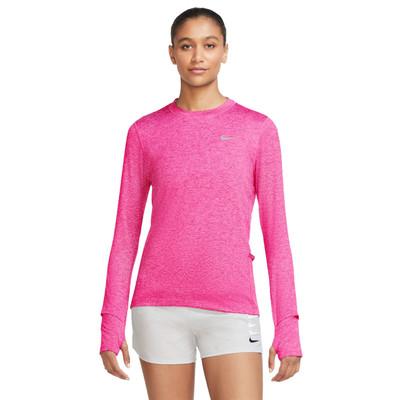 Nike Element Women's Running Crew Top - HO20