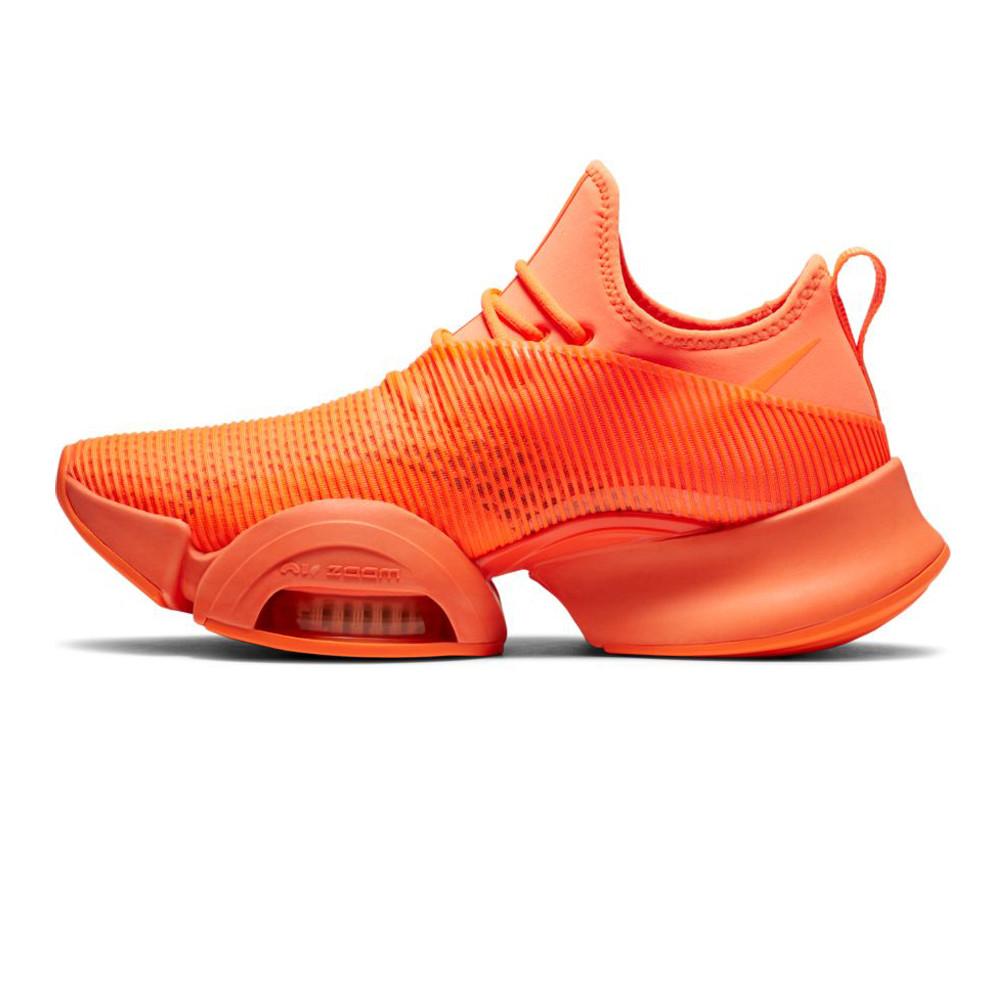 nike mujer zapatillas naranjas
