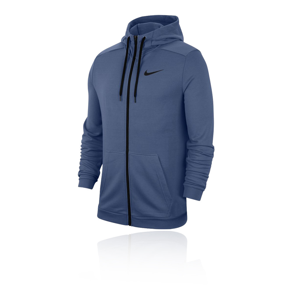 Nike Dri-FIT Full-Zip Training Hoodie - HO20