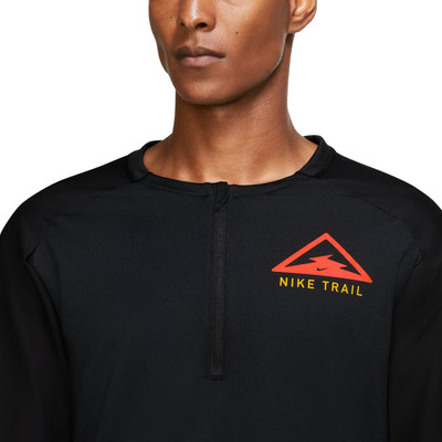 Nike Element Long-Sleeve Trail Running Top - HO20