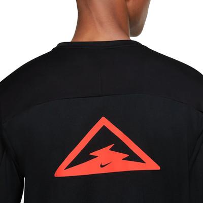 Nike Element Long-Sleeve trail camiseta de running - HO20