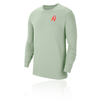 Nike Dri-FIT Trail Long Sleeve Running Top - HO20
