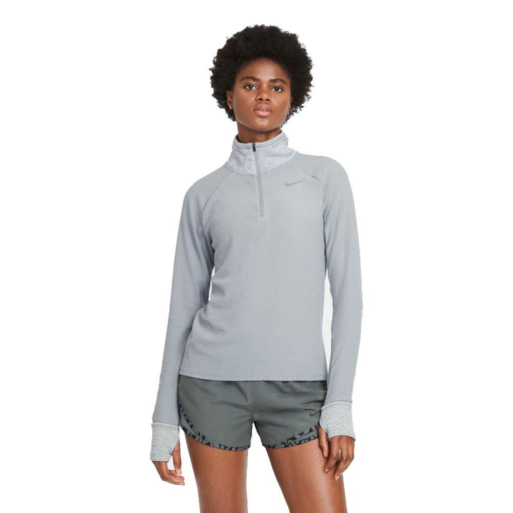 Nike Sphere Half-Zip Women's Running Top - HO20