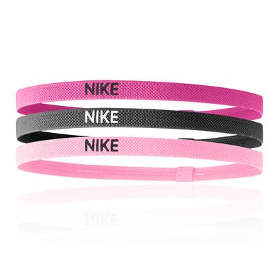 Nike Elastic femmes Hairbands (3-Pack) - SP21