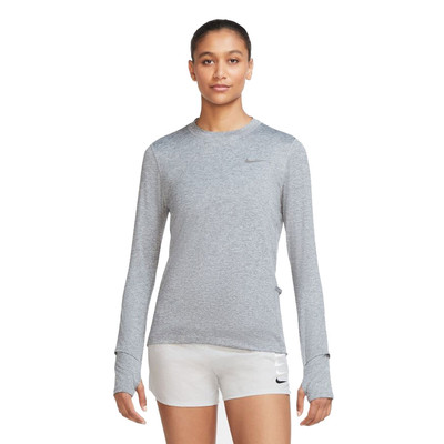 Nike Element Damen laufen Rundhalsshirt - HO20