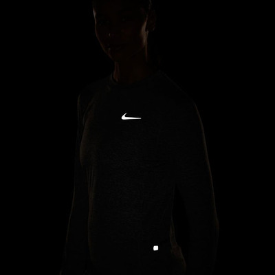 Nike Element per donna corsa top girocollo - HO20