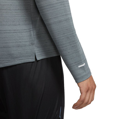 Nike Dri-FIT Miler Long-Sleeve Running Top - SP21