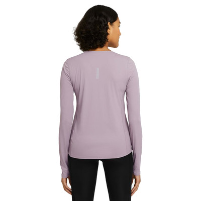 Nike para mujer Long-Sleeve camiseta de running - SP21