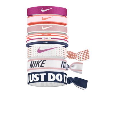 Nike Mixed femmes Ponytail Holder (9-Pack) - SP21