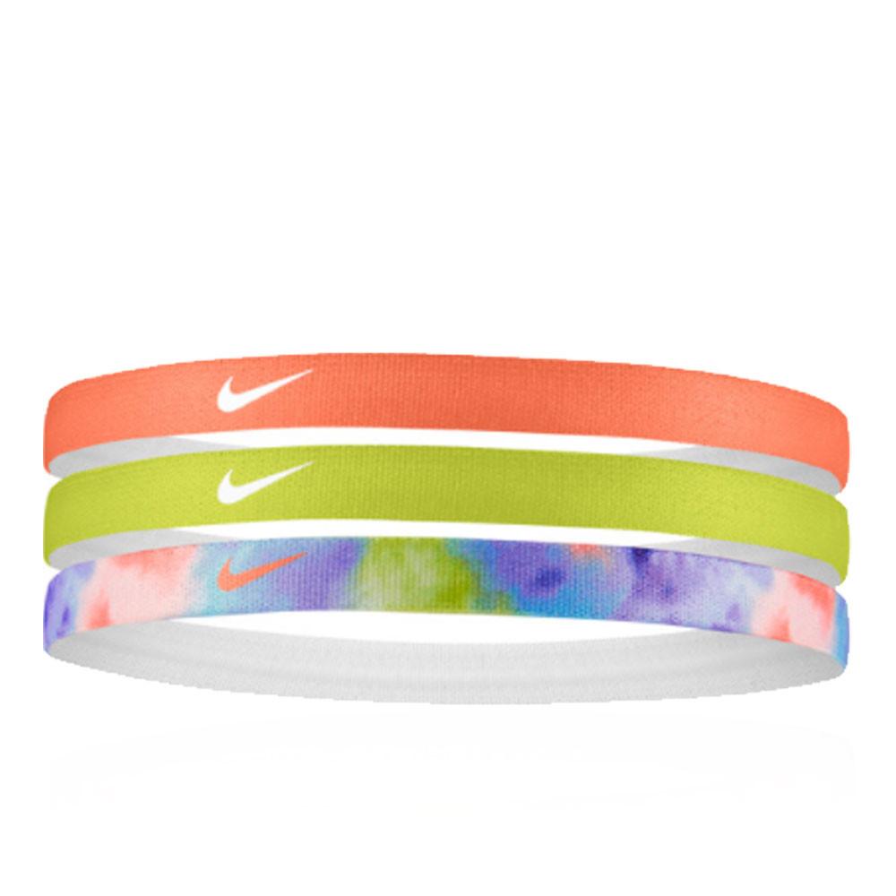 Nike Printed femmes Headbands Assorted (3-Pack) - SU21